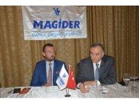 MHP'li Akçay MAGİDER'in konuğu oldu