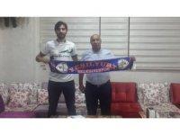 Yeşilyurt Belediyespor iki futbolcuyla sözleşme imzaladı