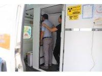 Burhaniye Belediyesi personel sağlığı konusunda hassas