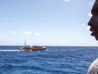 Libya açıklarında 301 göçmen kurtarıldı