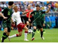 FIFA Dünya Kupası: Danimarka: 1 - Avustralya: 1
