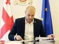 Gürcistan'ın yeni Başbakanı Bahtadze göreve başladı
