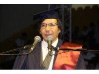 Vali Yardımcısı Avşarbey mezun oldu