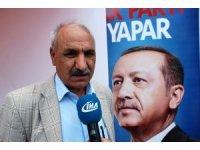 AK Parti'ye destek için SP ilçe başkanlığından istifa eden Ramazan Güldü: