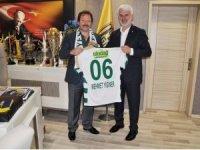 Ankaragücü Bursaspor dostluğu pekişti