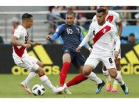 2018 FIFA Dünya Kupası: Fransa: 1 - Peru: 0