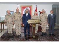 Jandarma Genel Komutanı Orgeneral Çetin, Giresun'da