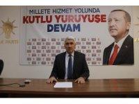 Musa Yılmaz: Gelecek nesillere daha güzel bir Türkiye bırakmak için mutlaka oyunuzu kullanın
