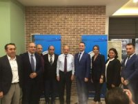 Başbakan Yardımcısı Fikri Işık Gümrük Müşavirleri ile buluştu