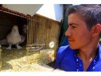 Kuşu kurtarmak isterken kolların kaybeden Ramazan'dan insanlık dersi