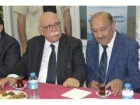 Nabi Avcı Eskişehir'deki Ağrılılar ile bir araya geldi