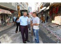 """Başkan Kılıç: """"Kaldırım ve asfaltta sorunları en aza indireceğiz"""""""