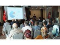 Yenidoğan canlandırma programı eğitimi tamamlandı