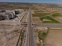 Büyükşehir'de mega projeler devam ediyor