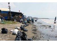 Adana'nın plajları temizlendi