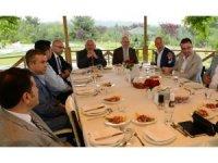 Uşak Üniversitesi Teknopark toplantısı gerçekleşti