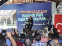 """İBB Başkanı Mevlüt Uysal: """"Tokatköy'de Örnek Bir Proje Yapacağız"""""""