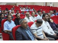 Yaz Kur'an Kursu öğreticilerine seminer