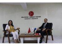 MHP'li Çelik partisinin seçim çalışmalarını değerlendirdi