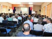 Kilis'te afet farkındalık eğitimi