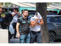 Uyuşturucu ile yakalanan 3 şüpheli adliyeye sevk edildi