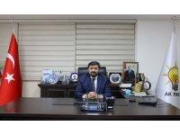 AK Parti Giresun İl Başkanı Şenlikoğlu'ndan CHP'ye cevap