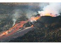 Havai'deki Kilauea Yanardağının görüntüleri dehşet uyandırdı