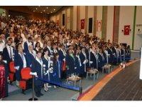 Yakın Doğu Üniversitesinde mezuniyet günü