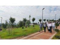 21 çeşit fındık türü Trabzon Botanik'te sergilenecek