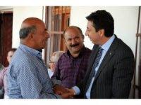"""AK Parti milletvekili adayları Kendirli ve Erkan: """"AK Parti milletvekilleri olarak yapmaya geliyoruz"""""""