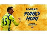 Villarreal, Everton'dan Funes Mori'yi transfer etti