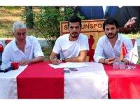 Samsunspor'da 1 günde 2 transfer birden