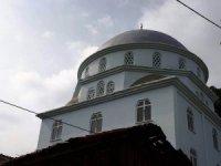 Balören Köyü Camii'nde tadilat çalışması yapıldı