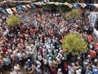 AK Parti Çaycuma'da gövde gösterisi yaptı