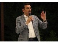 """Gümrük ve Ticaret Bakanı Tüfenkci: """"Esnaf dostu bir cumhurbaşkanımız var"""""""