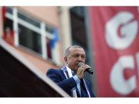 """Cumhurbaşkanı Erdoğan: """"Bundan nasıl cumhurbaşkanı adayı oldu hayret"""""""