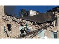 Tataristan'da doğalgaz patlaması: 1 ölü, 9 yaralı