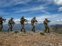 Şırnak ile Irak'ın kuzeyinde 87 terörist etkisiz hale getirildi
