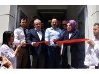Mustafa Şentop Çorlu'da irtibat ofisi açtı