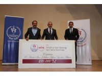 Erzincan'da Spor Kulüplerine 270 Bin TL nakdi Yyardım