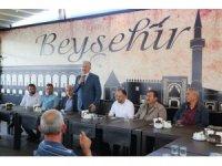 """Mehmet Babaoğlu: """"Beyşehir'de bu dönemde birliği tesis ettik"""""""