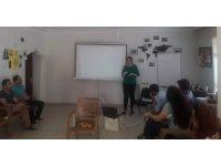 Diyarbakırlı gençlere İspanya ve Katalonya anlatıldı