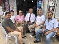 AK Partili Vekil Adayı Dr. Zafer Alkaya, Dalaman, Ortaca ve Köyceğiz'de vatandaşlarla buluştu