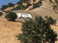 PKK'nın Kandil'de boş bırakılan kontrol noktası görüntülendi