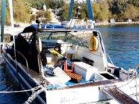 Yunan Sahil Güvenlik, Türk kaptana ateş açtı!
