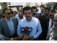 """Bakan Zeybekci'den seçim mesajı: """"Bu milletin mahşeri vicdan dediğimiz o vicdanı müthiş bir terazidir"""""""