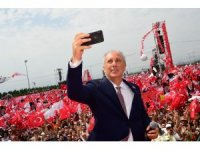 """Cumhurbaşkanı adayı İnce: """"Yarın Yalova'da oyumu kullandıktan sonra Ankara'ya YSK'nın önüne gideceğim"""""""