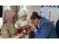 Başkan Can, sünnet merasimine katıldı
