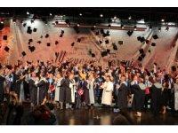 Zonguldak Bülent Ecevit Üniversitesi Tıp Fakültesi Mezuniyet ve yemin töreni