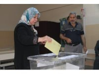 Elazığ, Bingöl ve Tunceli'de de oy kullanma işlemi başladı
